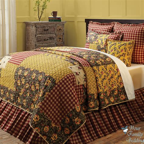 bedroom quilts country comforters and quilts rustic country style