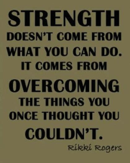 Quotes About Strength Finding Inner Strength Quotes Quotesgram