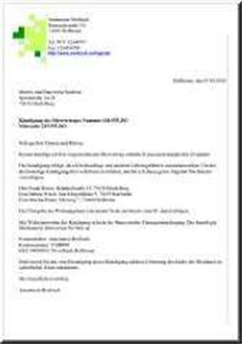 wohnung kündigungsschreiben kostenlos k 252 ndigungsschreiben 187 vorlagen gratis