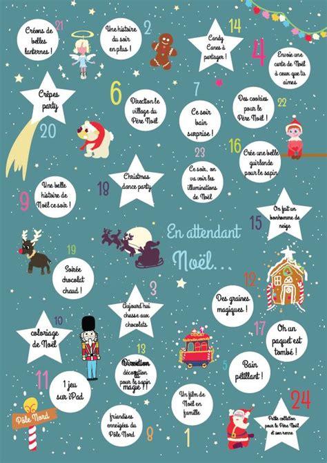 Calendrier Noel Les 25 Meilleures Id 233 Es De La Cat 233 Gorie No 235 L Calendriers