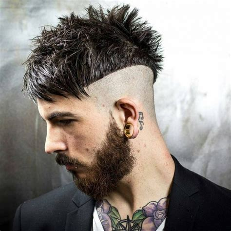 how to style mens hair with a front cowlick 80 powerful comb over fade hairstyles 2018 comb on over