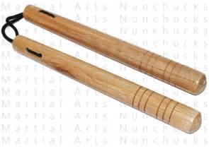 Kitchen Knives For Sale Cheap martial arts nunchucks natural wood cld060