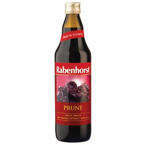 Detox Prune Juice by Rabenhorst Prune Juice New Harmony