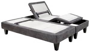 King Size Adjustable Bed Base Reviews Serta Motion Custom Ii Adjustable Base