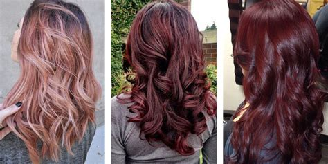 best shade of red the 21 most popular red hair color shades