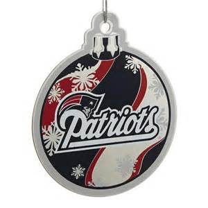 new england patriots forever collectibles ornament