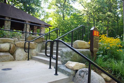 Handrail Systems Pipe Railing Fence Consultants Of West Michigan