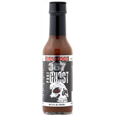 mad sauce mad 357 ghost sauce peppers of key west