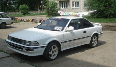 1991 toyota corolla 1991 toyota corolla levin pictures 1600cc gasoline ff