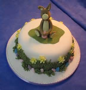 easter cake by dragonsanddaffodils on deviantart
