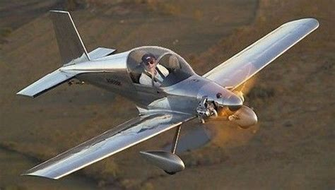 Small Home Built Jet Aircraft Bk Fliers Bk 1 Single Seat Homebuilt Airplane Model