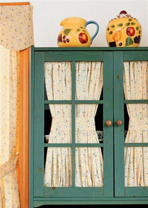 curtains for kitchen cabinet doors 10 easy and affordable kitchen cabinet upgrades reliable