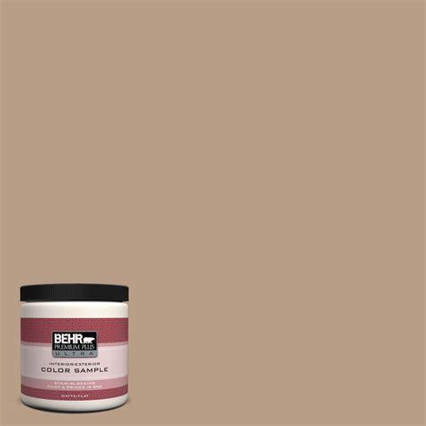 Behr Premium Plus Ultra 8 Oz Icc 52 Cup Of Cocoa