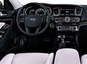 2016 kia cadenza interior autos concept