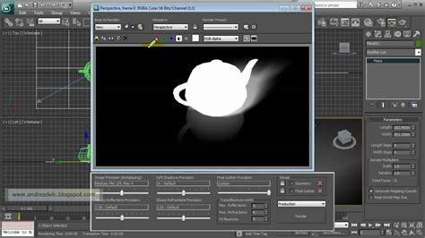 3ds Max Alpha Channel White Outline by 3ds Max And Mental Matte Shadow Reflection Hd