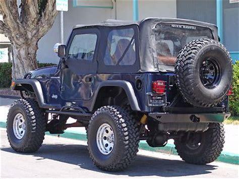 lifted jeep wrangler  door  sale combe eventscouk