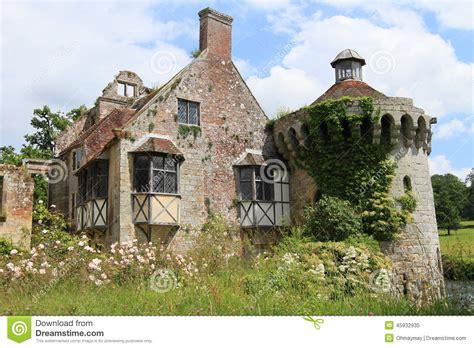 House Plans Country belle maison de campagne anglaise dans kent photo stock