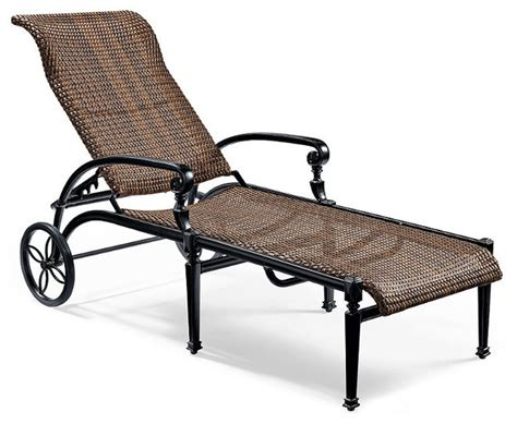 Outdoor chaise lounge patio furniture traditional outdoor chaise