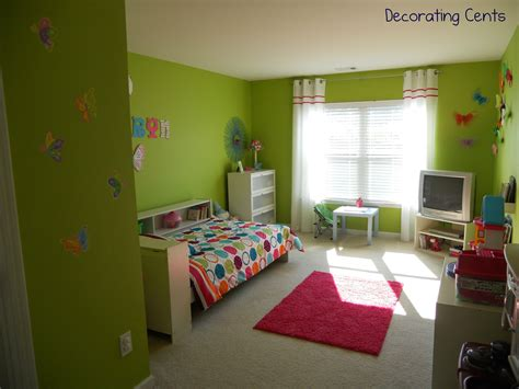 Green Color Decorating Ideas Little S Butterfly Room Project Nursery