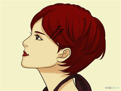 step by step guide for cutting a pixie haircut how to pull off a pixie cut 15 easy steps with pictures