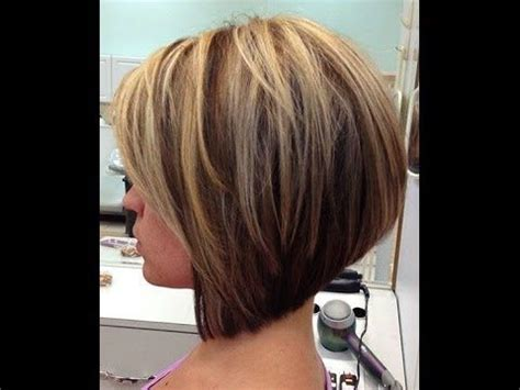 very short stepped bob how to cut a layered bob haircut tutorial step by step
