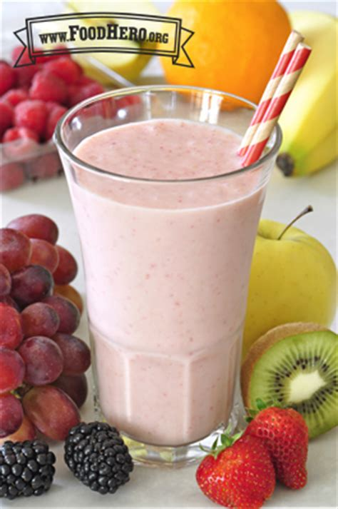 fruit milk fruit smoothie 2 with milk food healthy recipes