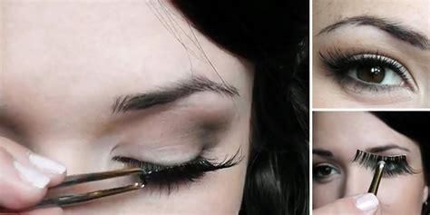 tutorial dandan sendiri video tutorial cara memakai bulu mata palsu vemale com