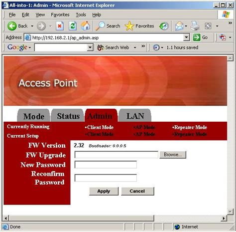 Http Www 192 Search Optimus 5 Search Image 192 168 123 254 Admin Wireless Settings