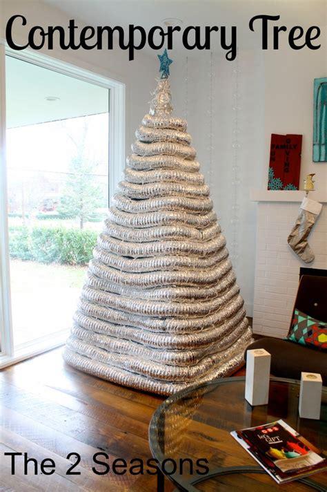 Modern Cat House an industrial christmas tree