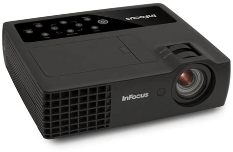 Projector Infocus Mini infocus in1118hd mini dlp projector review hometheaterhifi