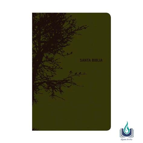 letra grande biblia ntv personal 1414378491 biblia ntv edici 211 n personal letra grande sentipiel verde olivo elyon books