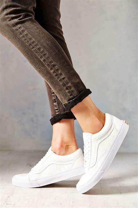 trendy shoes for trendy s sneakers vans premium leather skool