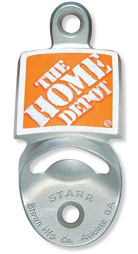Home Depot Gift Card Donation Request - home depot wall mount bottle opener