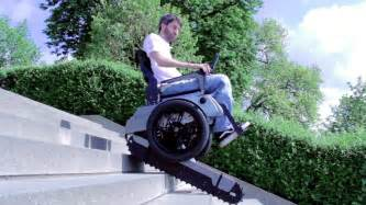 rollstuhl treppe scalevo the stairclimbing wheelchair eth zurich