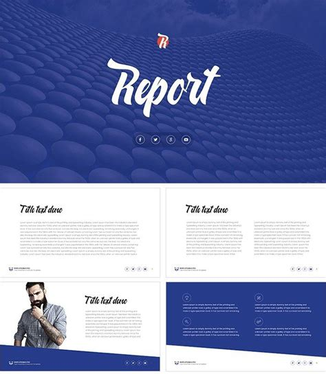 Powerpoint Flyer Templates Free Download
