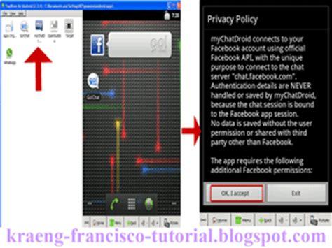 tutorial menggunakan youwave android cara instal aplikasi android pada pc laptop windows