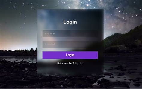 login form template html css 40 powerful free css3 html5 login form templates dovethemes