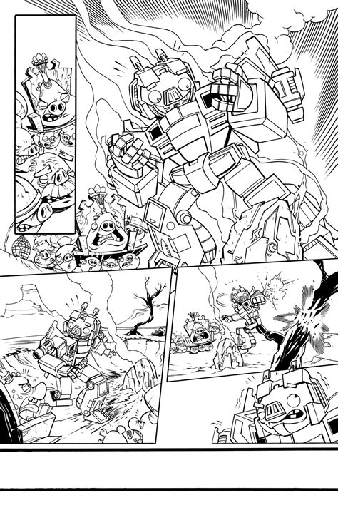 coloring pages of angry birds transformers coloriage angry birds transformers