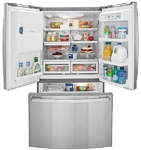 whirlpool kitchen appliances reviews review kenmore 78503 frenchdoor refrigerator