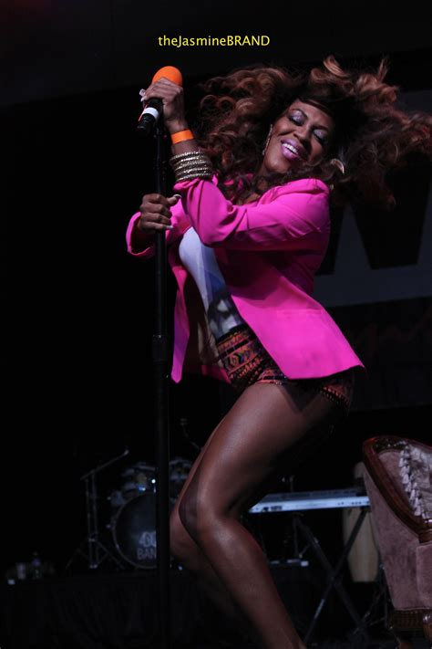lil mo aka fabulous sister was pregnant and gave birth to photos tami roman lil mo omarosa show up at dc s for