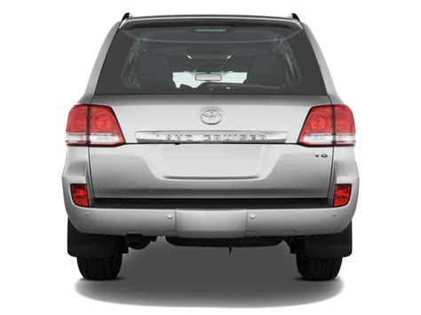 Image 2010 Toyota Land Cruiser 4 Door 4wd Natl Rear Rear Exterior Doors
