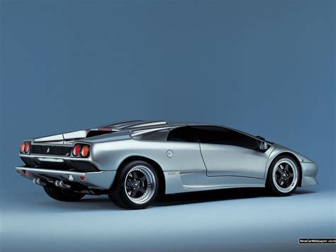 lamborghini silver lamborghini diablo review and photos