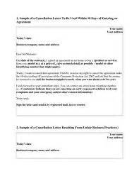 Cancellation Letter For Reservation 8 Best Images About Cancellation Letters On Other A And Letter Form