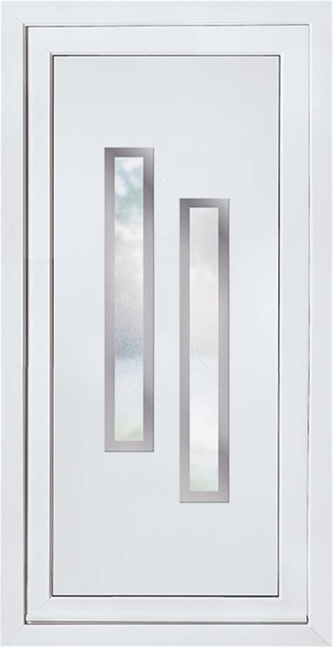 contemporary upvc front doors modern contemporary glazed panels upvc door panel door