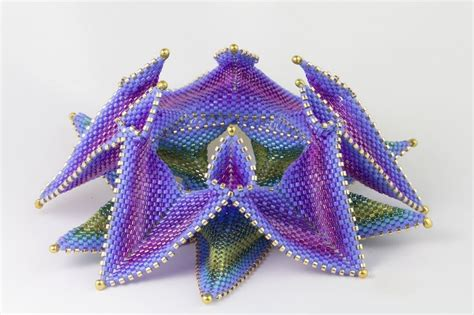 beadwork contemporary 1000 images about contemporary geometric beadwork on