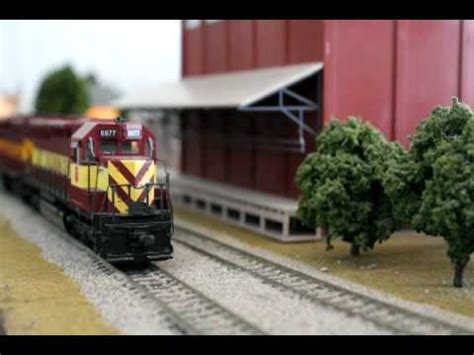 ho layout youtube ho model train layout youtube