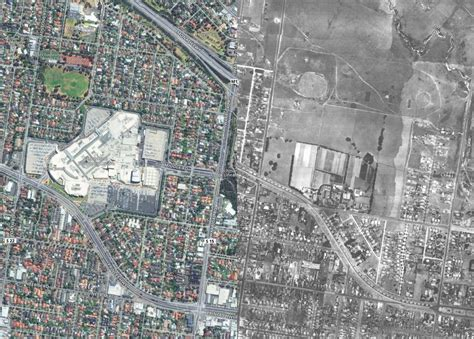 a bird s eye view of melbourne s transformation from 1945