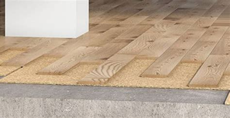 Does Cork Flooring Need Underlay by Acousticork Pr60 Flooring Underlayment Cork Sound Underlay