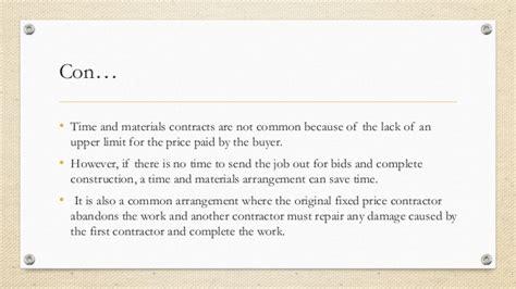 Priscilla By Priscilla Gomez Time And Materials Contract Template 2