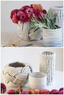 vase basteln craftionary